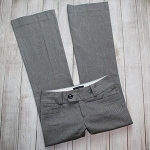 BANANA REPUBLIC Lt Brown Pants Size 4 Martin Fit
